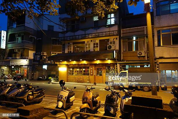 city lit up at night - liu he stock pictures, royalty-free photos & images