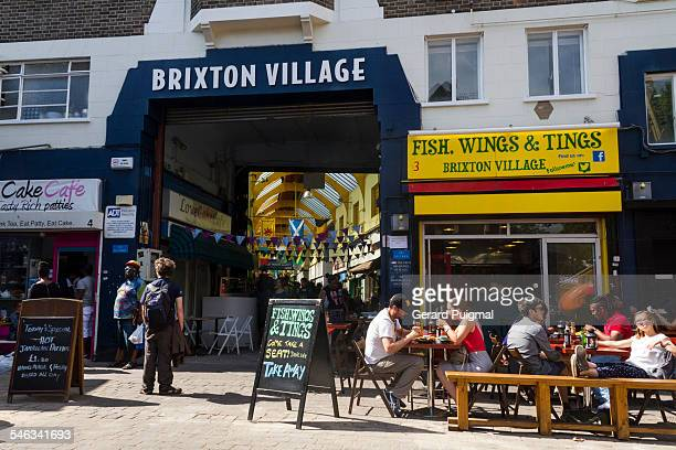 city love affair - brixton stock photos and pictures