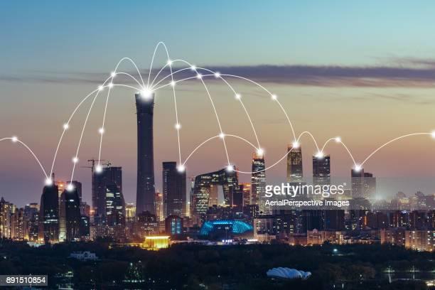 City Network of Beijing