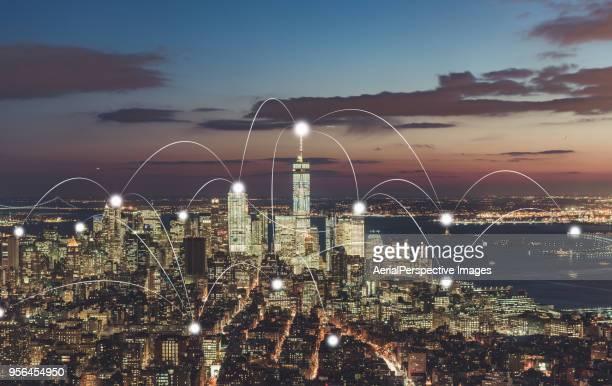 City Network of Manhattan, NYC