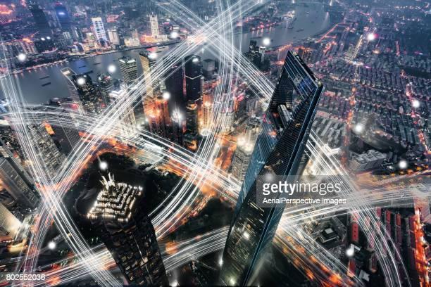City Network of Shanghai