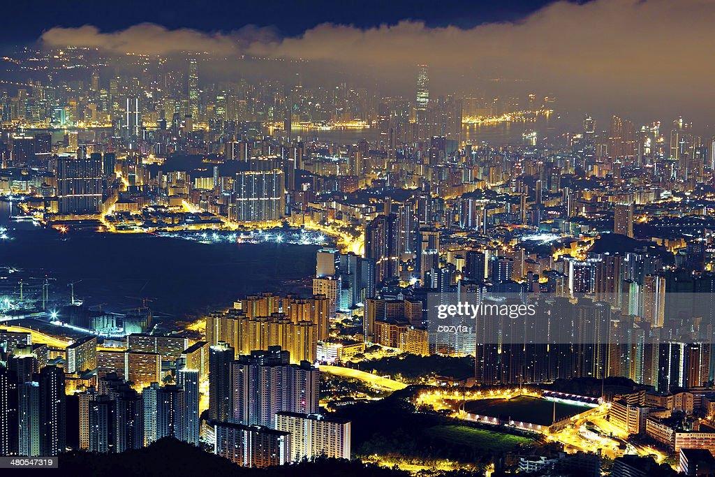 city night : Stock Photo