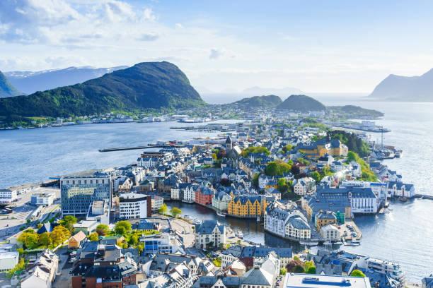 Aalesund, Norway Aalesund, Norway