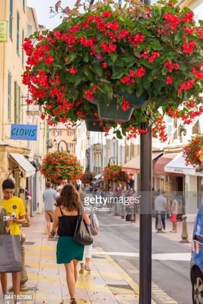 Ville d'Antibes, Côte d'Azur, France