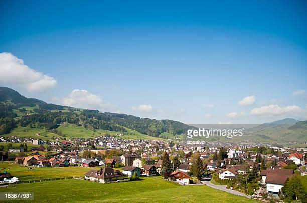 Stadt Appenzell, Schweiz