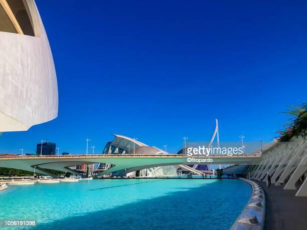 City of Arts and Sciences complex in Valencia