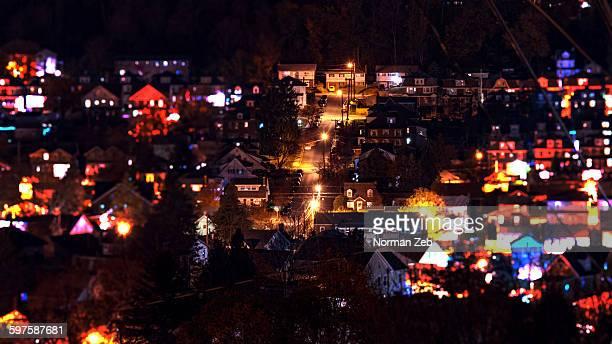 city of bethlehem, pennsylvania - bethlehem stock pictures, royalty-free photos & images