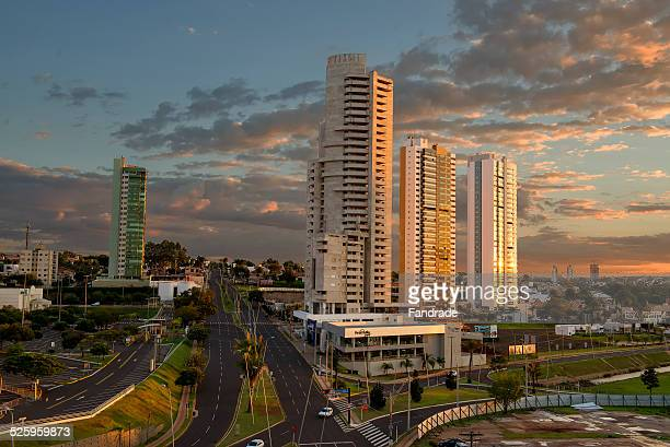 city of campo grande brazil - campo stock pictures, royalty-free photos & images