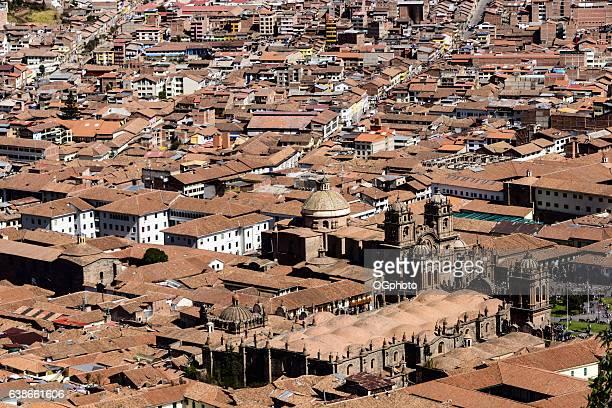 città di cuzco, perù - ogphoto foto e immagini stock