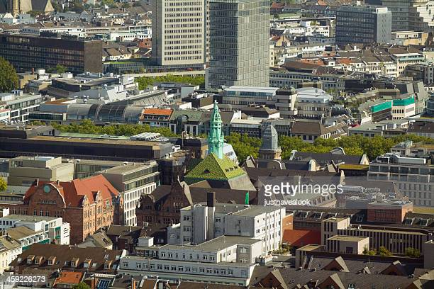 Stadt von Düsseldorf