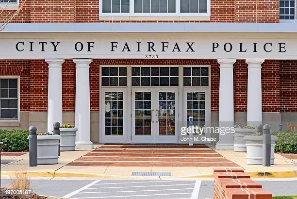 街のフェアファックス警察 - フェアファックス ストックフォトと画像