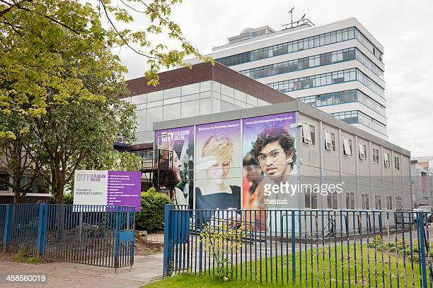 city of glasgow college - riverside campus - strathclyde stock pictures, royalty-free photos & images