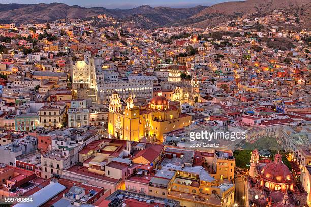 city of guanajuato - guanajuato stock pictures, royalty-free photos & images