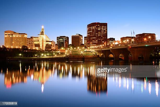 city of hartford, ct - hartford connecticut stock pictures, royalty-free photos & images