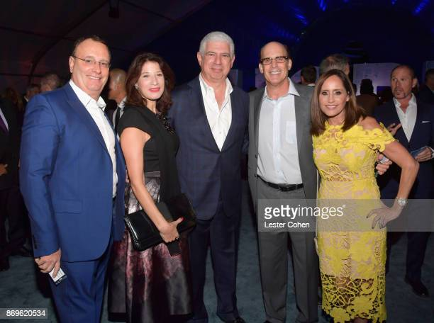 City of Hope Executive Board Member David Renzer Esther Renzer Managing Partner/Head of Music at Creative Artists Agency Rob Light City of Hope...