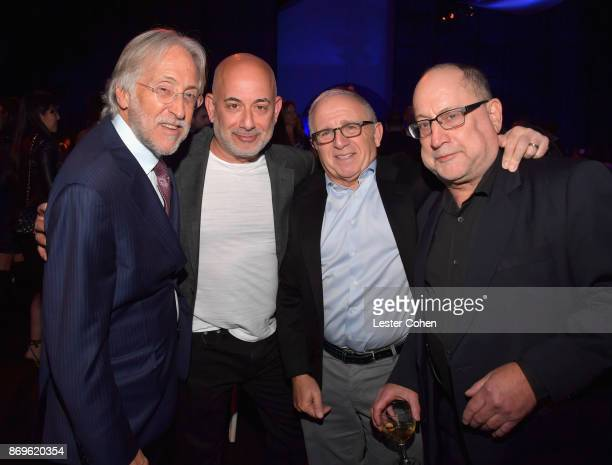 City of Hope Executive Board Member Neil Portnow EVP of Specials Music and Live Events CBS Jack Sussman Chairman and CEO of Azoff MSG Entertainment...