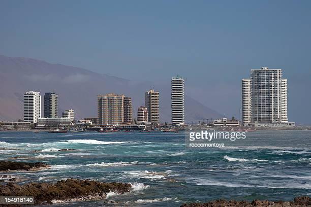 city of iquique - antofagasta region stock photos and pictures