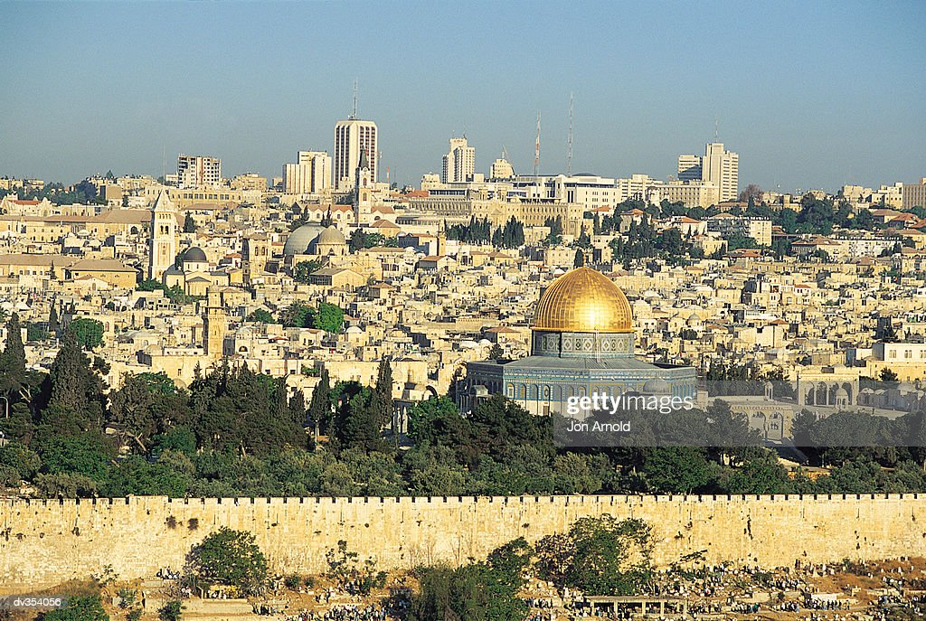 City of Jerusalem : Stock Photo
