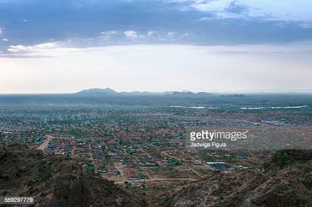city of juba in south sudan - south sudan stock pictures, royalty-free photos & images