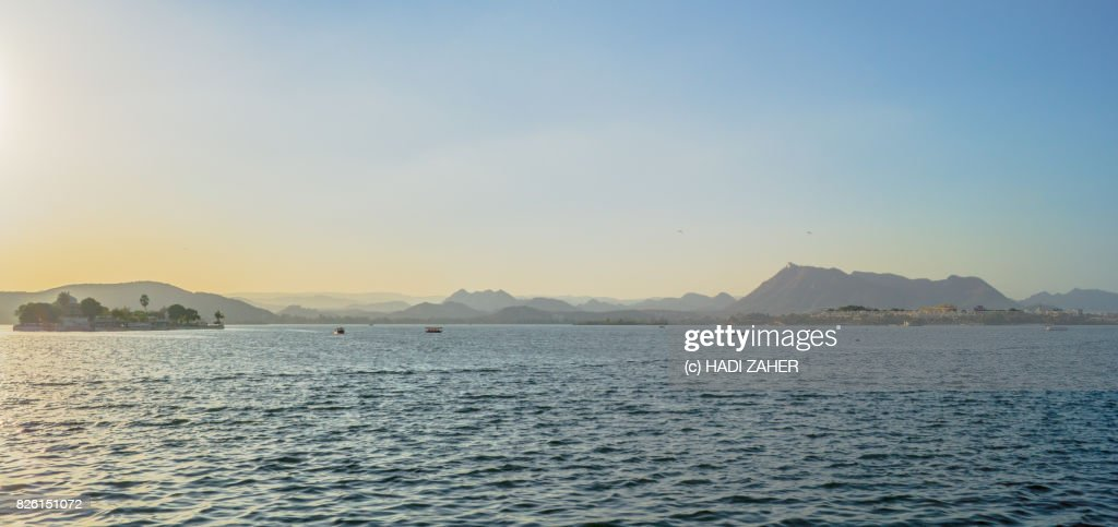 City of Lakes - Udaipur | Rajasthan | India : Stock Photo