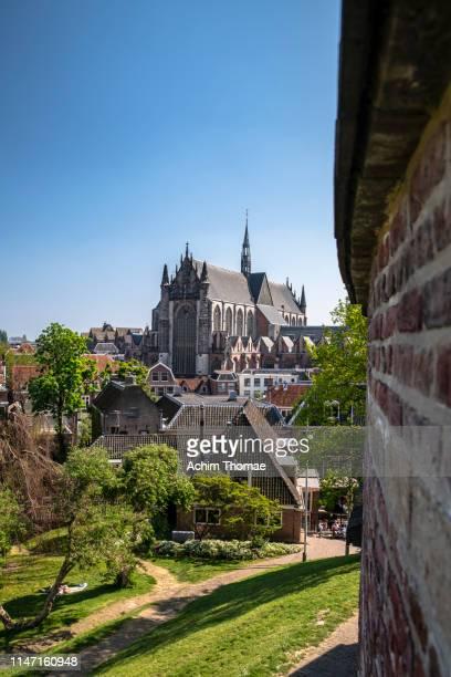 city of leiden, netherlands; europe - ライデン ストックフォトと画像