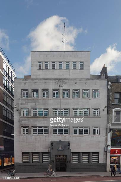 City Of London Book The Square Mile London Ec United Kingdom Architect Unknown City Of London Bishopsgate Police Station Bishopsgate Police Station...