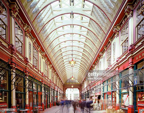 City Of London Book The Square Mile London Ec United Kingdom Architect Unknown City Of London Leadenhall Market Sir Horace Jones One Of London'S...