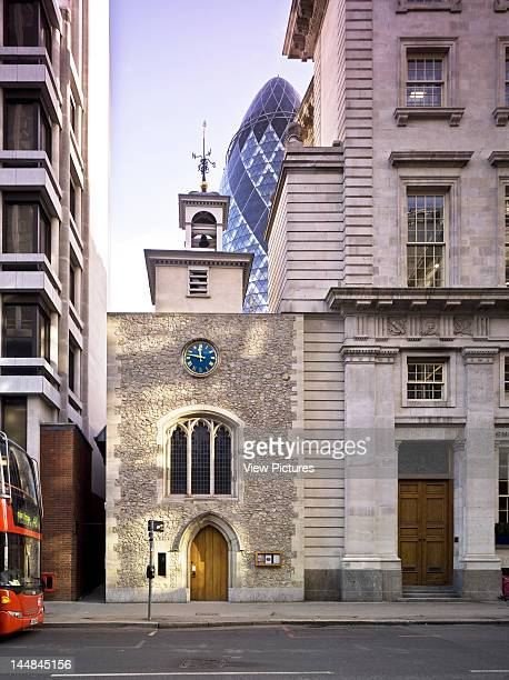 City Of London Book The Square Mile London Ec United Kingdom Architect Unknown City Of London 2010 St Ethelburga St EthelburgaTheVirgin Within...