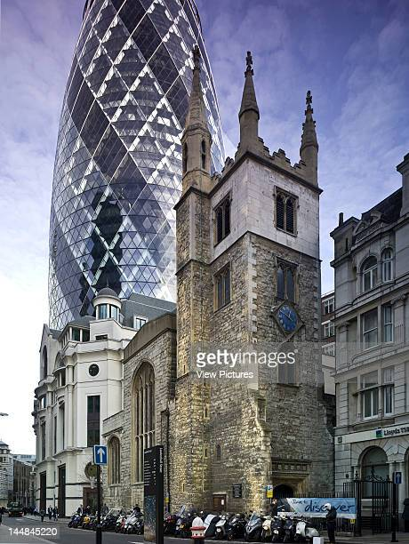 City Of London Book The Square Mile London Ec United Kingdom Architect Unknown City Of London 2010 St Andrew Undershaft With 30 St Marys Ax The...