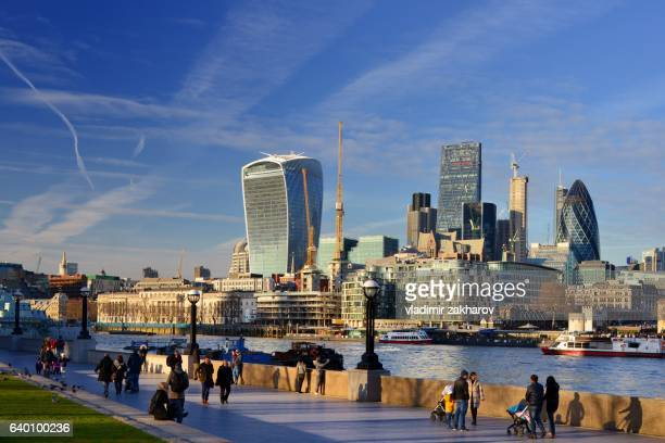 City of London day view