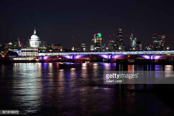 City of London down Thames