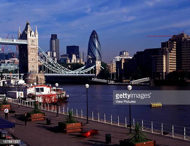 City Of London General View Cityscape London United Kingdom Architect Architect Unknown City Of London General View Cityscape London Skylinewith...