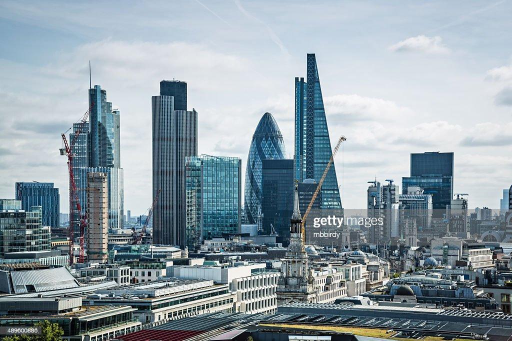 City of London, London, UK : Stock Photo