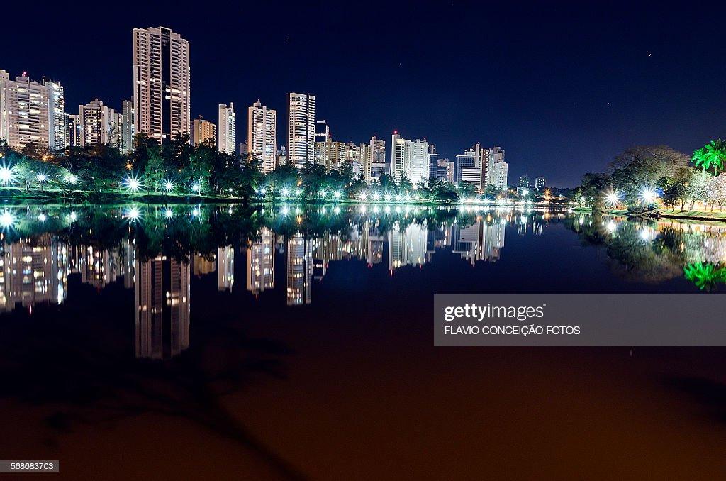City of Londrina Brazil : Stock Photo
