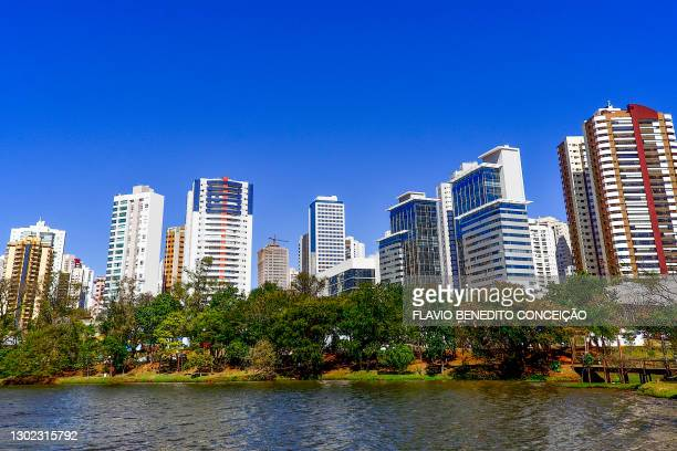 city of londrina in brazil - parana state stock pictures, royalty-free photos & images