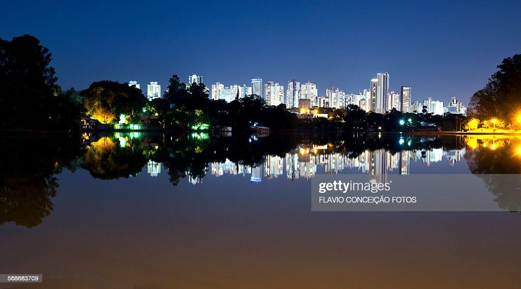 City of Londrina in Brazil : Stock Photo