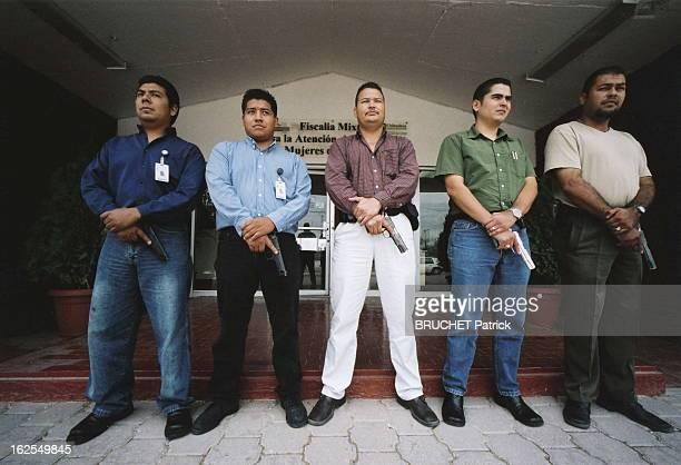 City Of Martyrs Women Une série d'homocides ensanglante la frontière américanomexicaine ayant causé depuis 1993 la mort d'au moins 500 jeunes femmes...