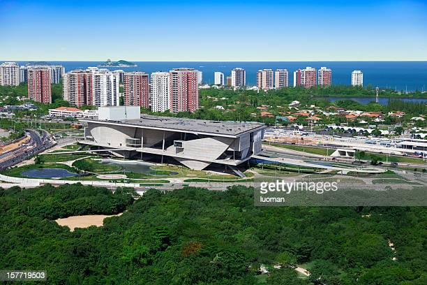音楽の街、リオデジャネイロ - バーラ地区 ストックフォトと画像