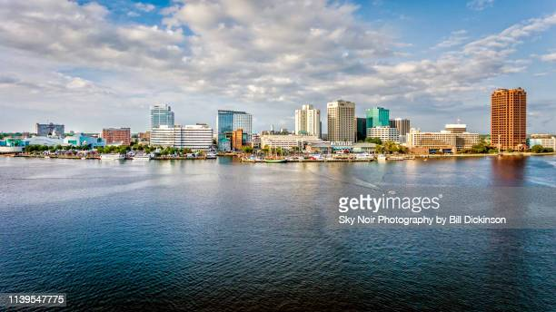 city of norfolk virginia - norfolk virginia stock photos and pictures