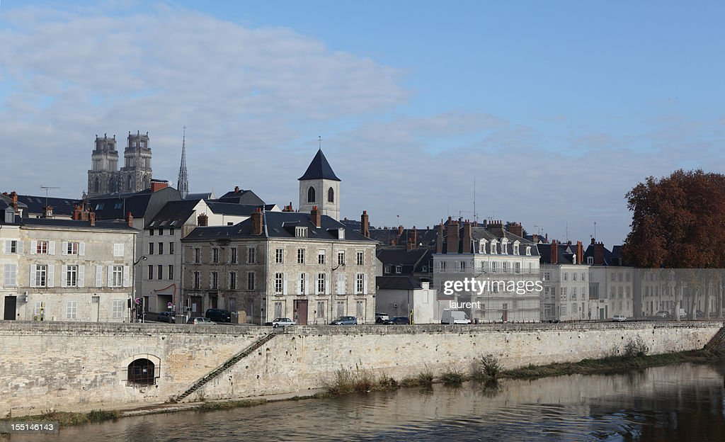 City of Orléans, France : Stock Photo