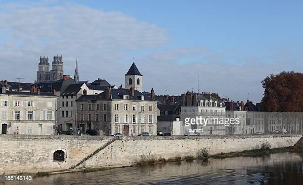 Ville de Orléans, France