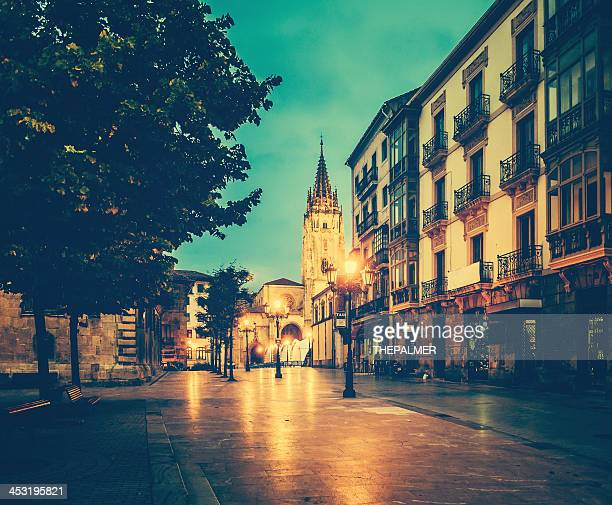 city of Oviedo