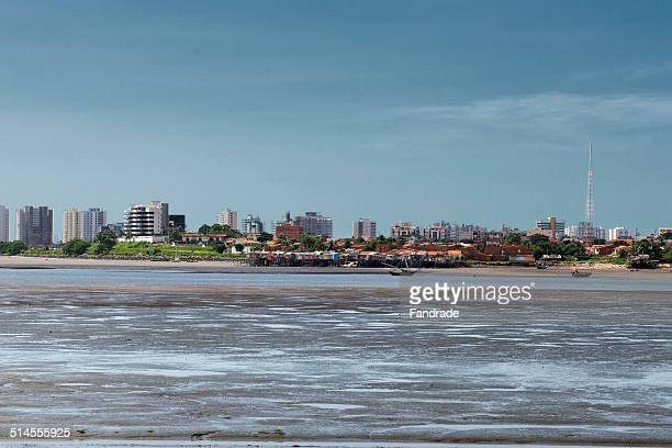 City of Sao Luis, Maranhao Brazil
