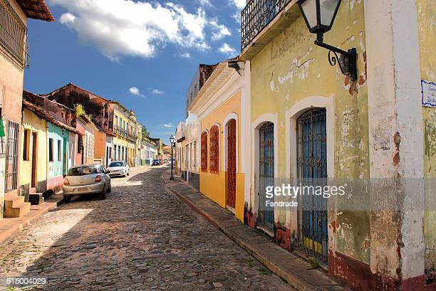 city of sao luis maranhao - maranhao state stock pictures, royalty-free photos & images