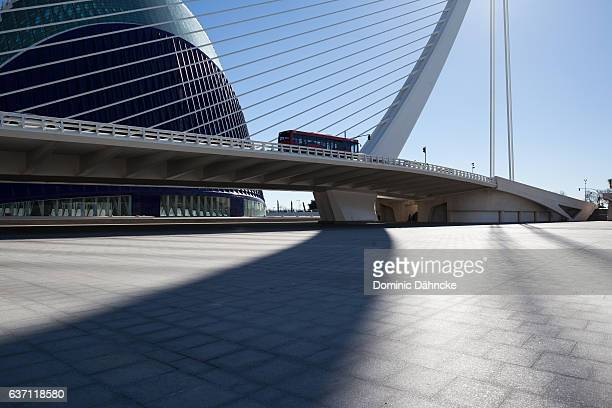 City of Science and Arts (Valencia. Spain)