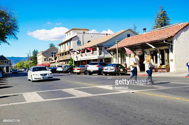 city of sonoma, california - sonoma county stock pictures, royalty-free photos & images