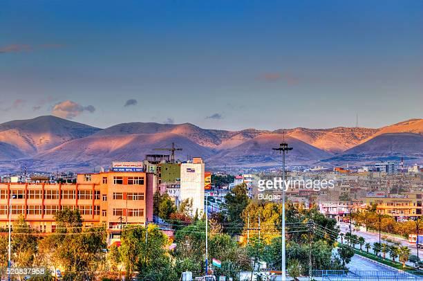 City of Sulaymaniyah - HDR Image
