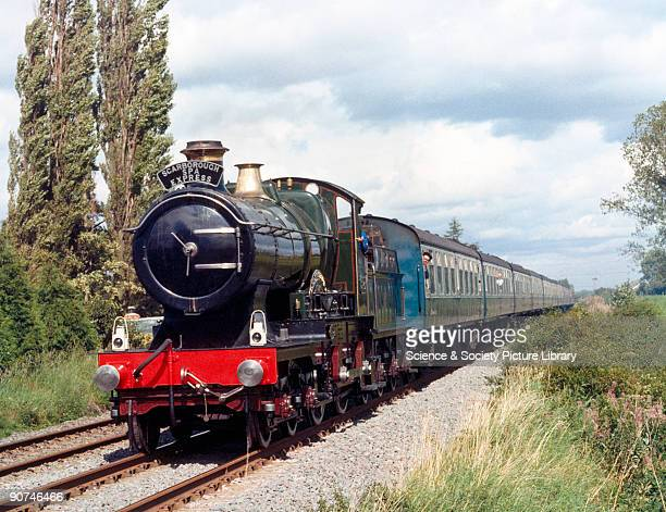 City of Truro' 440 'City' class steam locomotive No 3440 1903 This locomotive was designed by William Dean for the Great Western Railway and built at...