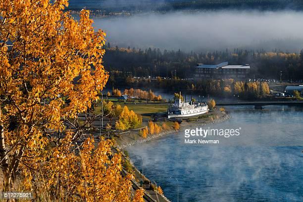 City of Whitehorse in the Yukon
