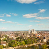 City of York Skyline